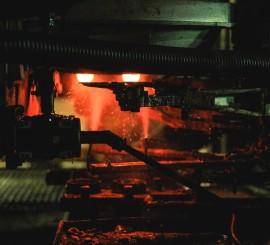 indústria de vidro